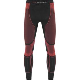 X-Bionic Effektor Power Running Pants Long Herre black/red